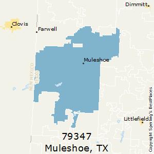 Muleshoe zip code