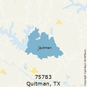 Best Places to Live in Quitman (zip 75783), Texas on