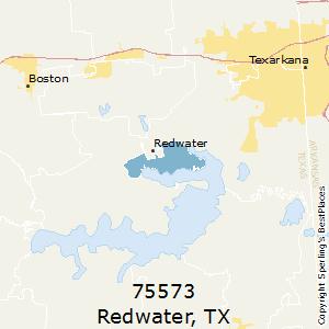 Texarkana Tx Zip Code Map.Best Places To Live In Redwater Zip 75573 Texas
