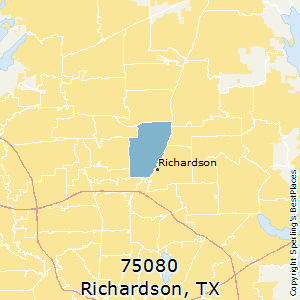Best Places to Live in Richardson (zip 75080), Texas