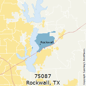 Best Places to Live in Rockwall (zip 75087), Texas