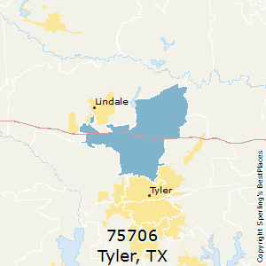 Tyler Zip Code Map.Best Places To Live In Tyler Zip 75706 Texas