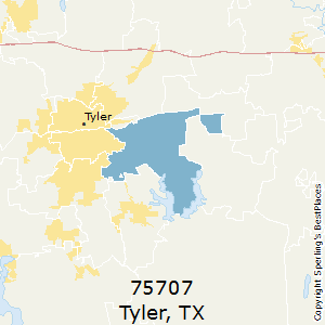 Best Places To Live In Tyler Zip 75707 Texas