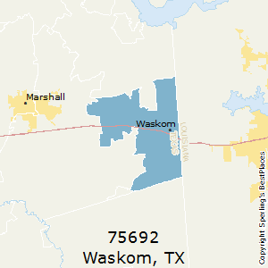 Marshall Tx Zip Code Map.Best Places To Live In Waskom Zip 75692 Texas