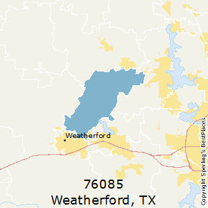 Best Places to Live in Weatherford (zip 76085), Texas