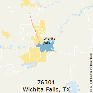 Best Places To Live In Wichita Falls Zip 76301 Texas