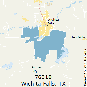 Best Places To Live In Wichita Falls Zip 76310 Texas