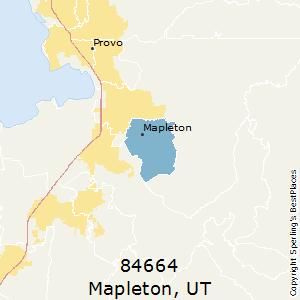 Best Places To Live In Mapleton Zip 84664 Utah