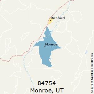 Best Places To Live In Monroe Zip 84754 Utah