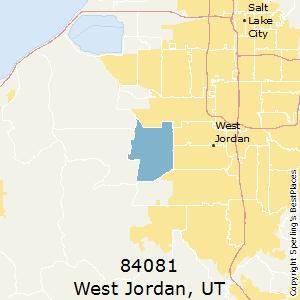 Best places to live in west jordan zip 84081 utah maps of west jordan zip 84081 utah gumiabroncs Image collections