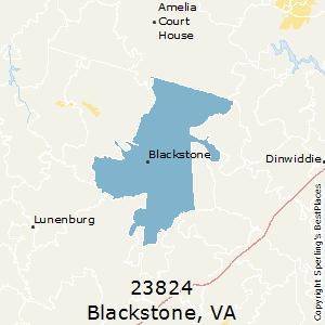 Blackstone va zip code