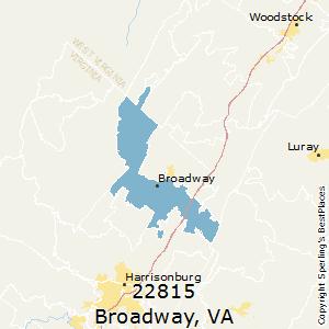 Best Places To Live In Broadway Zip 22815 Virginia