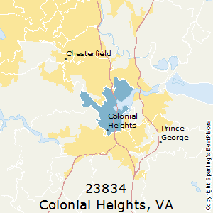Colonial_Heights,Virginia County Map