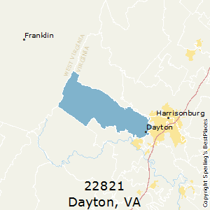 Best Places To Live In Dayton Zip 22821 Virginia