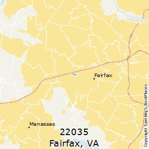 Best Places To Live In Fairfax Zip 22035 Virginia