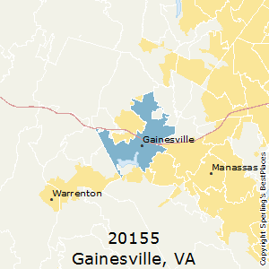 Prince William County Zip Code Map.Best Places To Live In Gainesville Zip 20155 Virginia