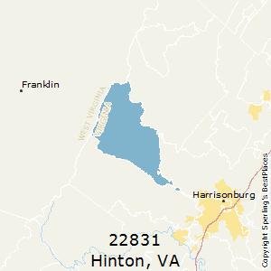 Best Places To Live In Hinton Zip 22831 Virginia