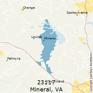 Best Places To Live In Mineral Zip 23117 Virginia