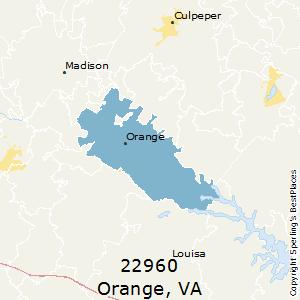 Best Places To Live In Orange Zip 22960 Virginia
