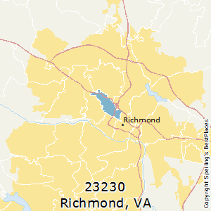 Best Places To Live In Richmond Zip 23230 Virginia