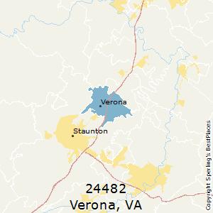 Verona va zip code