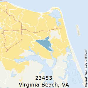Virginia_Beach,Virginia County Map