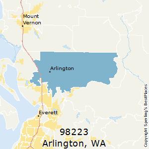 Best Places To Live In Arlington Zip 98223 Washington