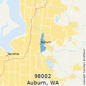 Best Places To Live In Auburn Zip 98002 Washington