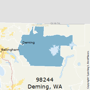Best Places to Live in Deming (zip 98244), Washington on
