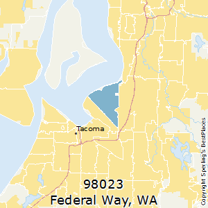 Best Places To Live In Federal Way Zip 98023 Washington