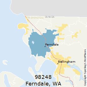 Ferndale Washington Map.Best Places To Live In Ferndale Zip 98248 Washington