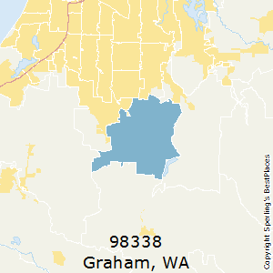 Graham Wa Weather >> Best Places To Live In Graham Zip 98338 Washington
