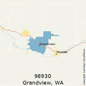 Grandview Wa Zip Code Map.Best Places To Live In Grandview Zip 98930 Washington