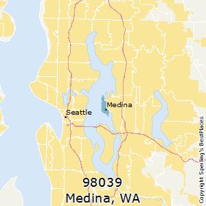 Medina Washington Map.Best Places To Live In Medina Zip 98039 Washington