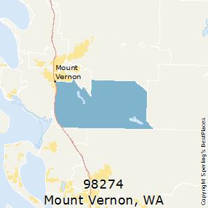 Mt Vernon Washington Map.Best Places To Live In Mount Vernon Zip 98274 Washington
