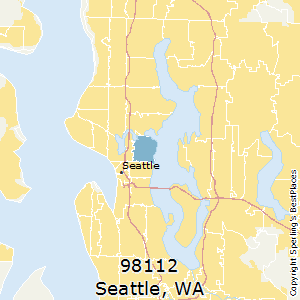 Best Places to Live in Seattle (zip 98112), Washington on