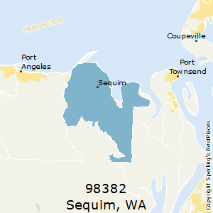 Best Places to Live in Sequim (zip 98382), Washington