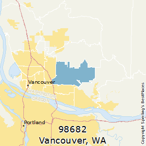 Best Places To Live In Vancouver Zip 98682 Washington