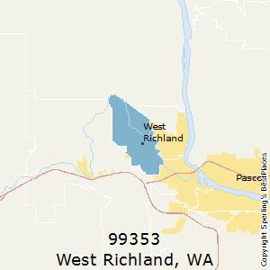 Richland Wa Zip Code Map.Best Places To Live In West Richland Zip 99353 Washington