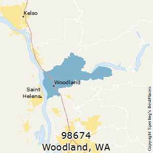 Best Places To Live In Woodland Zip 98674 Washington