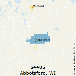 Zip code for medford wi