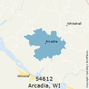 Best Places To Live In Arcadia Zip 54612 Wisconsin