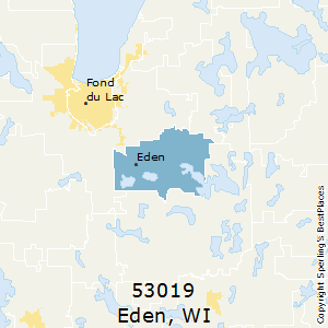 Fond Du Lac Zip Code Map.Best Places To Live In Eden Zip 53019 Wisconsin