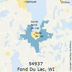Fond Du Lac Zip Code Map.Best Places To Live In Fond Du Lac Zip 54937 Wisconsin