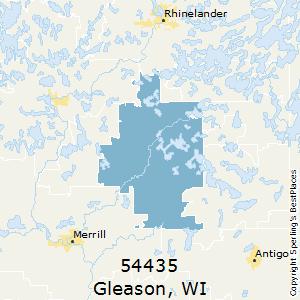 Best Places To Live In Gleason Zip 54435 Wisconsin