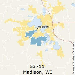 Best Places To Live In Madison Zip 53711 Wisconsin