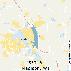 Best Places To Live In Madison Zip 53718 Wisconsin