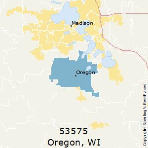 Best Places To Live In Oregon Zip 53575 Wisconsin