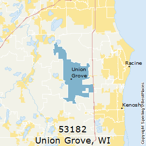 Union Grove Wisconsin Map.Best Places To Live In Union Grove Zip 53182 Wisconsin