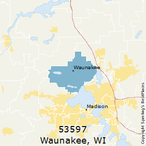 Best Places To Live In Waunakee Zip 53597 Wisconsin